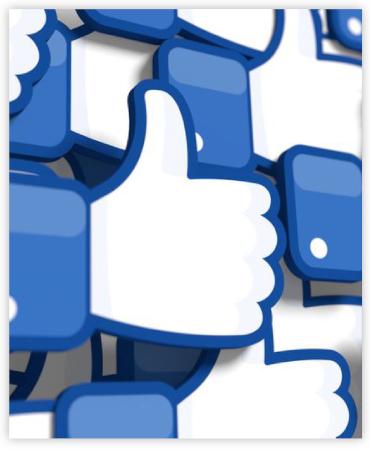 Mentions J'aime Facebook sponsorisees